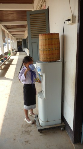 Water Dispenser Akat Elementary School